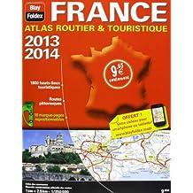 Atlas routiers & touristique France : 1/250 000