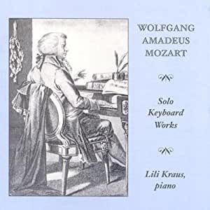 Mozart : Solo Piano Works