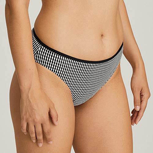 Prima Donna Swim, Damen Bikini-Rioslip, Atlas 4006750 (46, schwarz) - 3