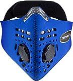 Respro Schutzmaske Techno blau M