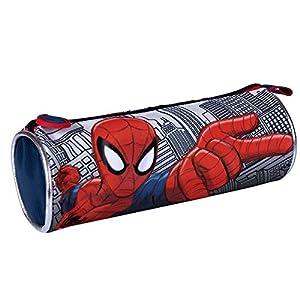 Portatodo Spiderman Marvel Superhero cilindrico