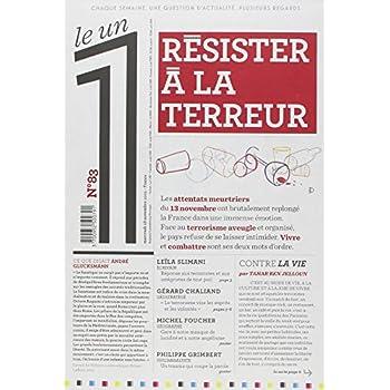 Le 1 - n°83 - Résister à la terreur