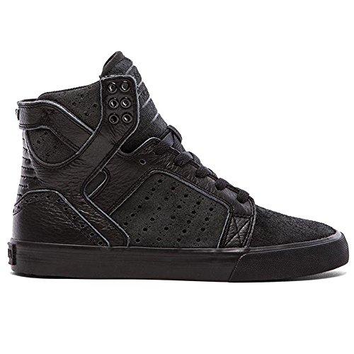 Supra Skytop Sneaker Black Black