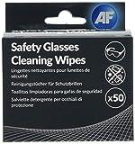 """AF ASBCS050 Reinigungstcher""""Safety Glases Cleaning Wipes"""", 50er set"""