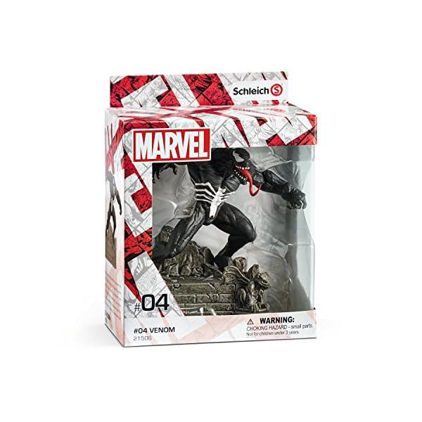 Schleich Marvel - Figura Venom, 16,2 cm 1