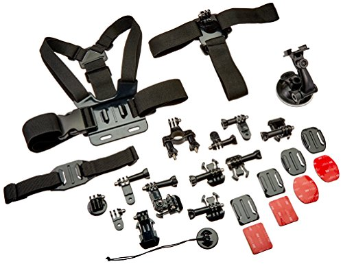 for-go-pro-accessory-kit-ultimate-combo-kit-33-accessories-for-gopro-hero3-gopro-hero3gopro-hero2-an