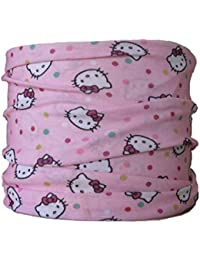 Multifunctional Headwear (CHILD SIZE) Pink Kitten