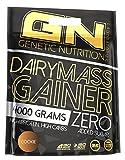 GN Laboratories Dairy Mass Gainer Muskelaufbau Protein Eiweiß Shake Bodybuilding 4000g (Cookies & Cream)
