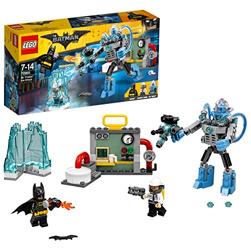 LEGO The Batman Movie 70901 – Mr. Freeze Eisattacke, Spielzeug