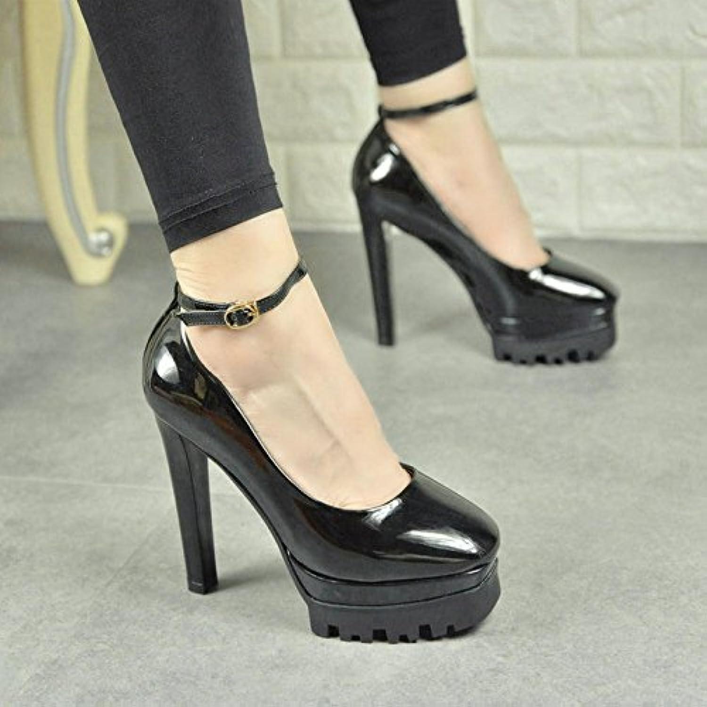 khskx square stilettos une boucle de chaussures chaussures chaussures basses asakuchi petites chaussures étanches b078l2qmvs parent 4318b3