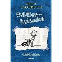 Gregs Tagebuch - Schülerkalender 2014-15