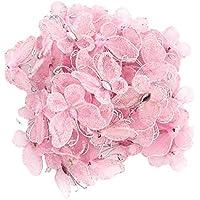 50St. Schmetterlinge Deko für Hochzeit- pink