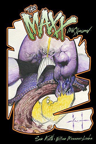 The MAXX: Maxximized Volume 3