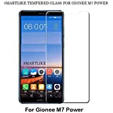 M7 Power Gionee, Tempered Glass, Premium Real 2.5D 9H Anti-Fingerprints & Oil Stains Coating Hardness Screen Protector Guard For Gionee M7 Power By MB Star