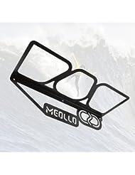 Support mural rangement pour planche de surf (100% Acier)