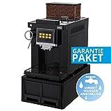 50€ sparen + Garantiepaket✔☆ XL BUSINESS ☆ Kaffeevollautomat✔ EASY-TOUCH✔ Café Bonitas✔ Touchscreen✔ Dualboiler✔ 19 Bar✔ Kaffeeautomat Kaffeemaschine Kaffee Espresso Latte