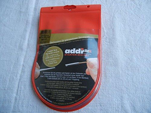 addi click Starter Mix Set 661-7