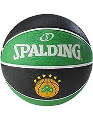 Spalding Ballon de basket Panathinaïkos Vert