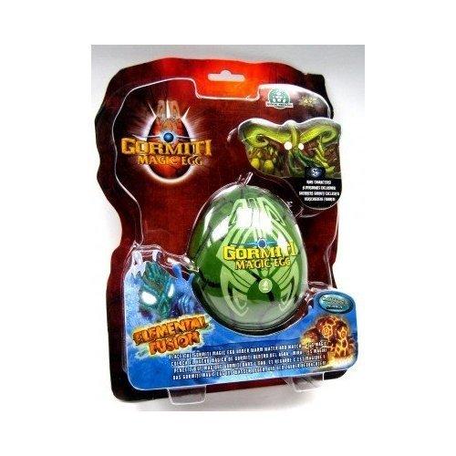 GORMITI - Elemental Fusion Magic Egg + Figur [German Version]