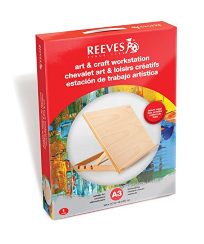 Reeves A2 Art and Craft Workstation