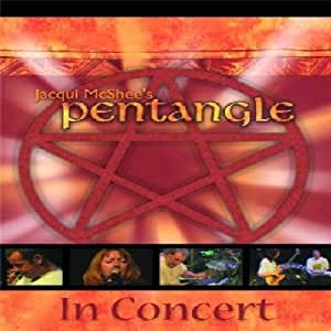 The Pentangle Basket Of Light