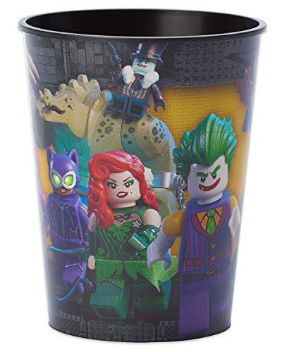 DC Comics Lego Batman Kunststoff für Cup, 455ml