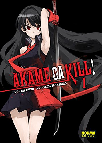 Descargar Libro Akame ga kill! 1. de Takahiro- Tashiro