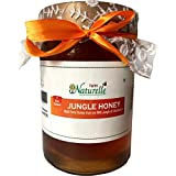 Farm Naturelle-Pure Raw Natural Unheated Unprocessed Forest /Jungle Flower Honey-815 Gms