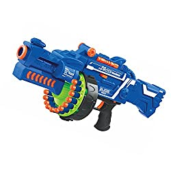 Blaze Storm Soft Bullet Gun Battle Game Battery Operated