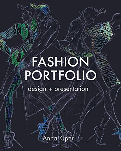 Kostüm Inspiration - Fashion Portfolio: Design and Presentation (English Edition)
