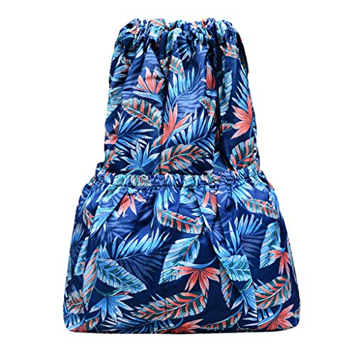 TIFIY Damen Mode Frauen gedruckt Umhängetasche Kürbis Freizeittasche mit großer Kapazität Reisetasche Stylisc Bequem Täglich Arbeits Rucksack B