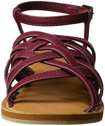 O'Neill - Fw Braided Sandal, Scarpe con cinturino Donna Rot (Beaujolais)
