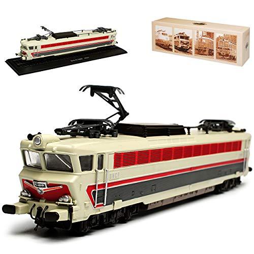 Atlas SNCF CC 40100 Alsthom 40101 Eisenbahn H0 1/87 Zug Modell -