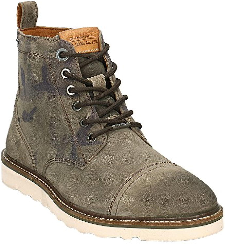 Pepe Jeans Botas PMS50151-882-T41  Zapatos de moda en línea Obtenga el mejor descuento de venta caliente-Descuento más grande
