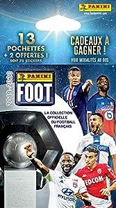 Panini France SA-PANINI Foot 2019/20 - Blister 13 Fundas + 2 Ofertas, 2536-020