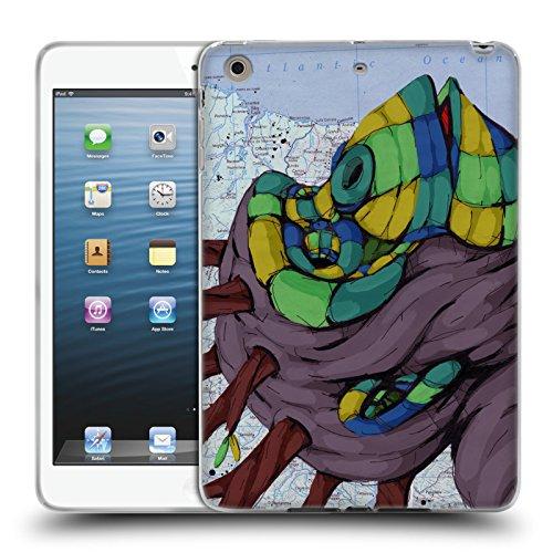 Offizielle Ric Stultz Neugeist-Bewegung Tiere Soft Gel Hülle für Apple iPad mini 1 / 2 / 3