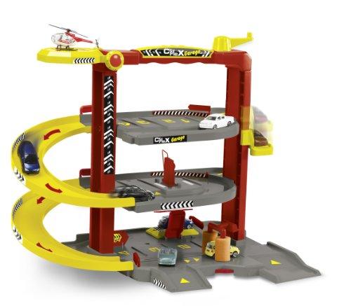 Majorette - 212058380 - Véhicule Miniature - City Flex Garage