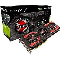 PNY nVidia GeForce GTX1070 OC Gaming Scheda Grafica da 8