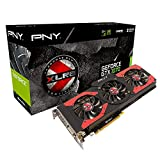 PNY GeForce GTX 1070 Grafikkarte 8GB GDDR5 schwarz KF1070GTXXG8GEPB