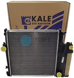 Kale Engine Cooling Radiator Auto