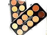 #4: M.A.C (makeup art cosmetics) concealer/base professional kit or correct palette