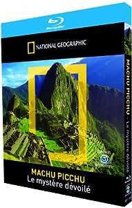 National Geographic - Machu Picchu, le mystère dévoilé [Blu-ray]
