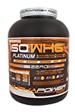 ALPHAPOWER FOOD® - ALPHAPURE SERIES®: IsoWhey Protein Platinum 5 PHASED-ISOCFM®