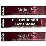 L'Oréal Majirel 8 SET 3 x 50ml