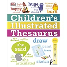 Children'S Illustrated Thesaurus (Childrens Thesaurus)