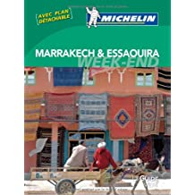 Le Guide Vert Week-end Marrakech Essaouira Michelin