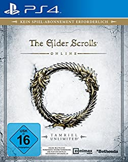 The Elder Scrolls Online: Tamriel Unlimited - [PlayStation 4] (B00DC3WTS8) | Amazon price tracker / tracking, Amazon price history charts, Amazon price watches, Amazon price drop alerts