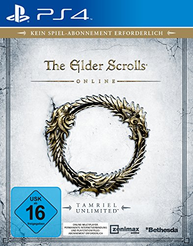 The Elder Scrolls Online: Tamriel Unlimited - [PlayStation 4]