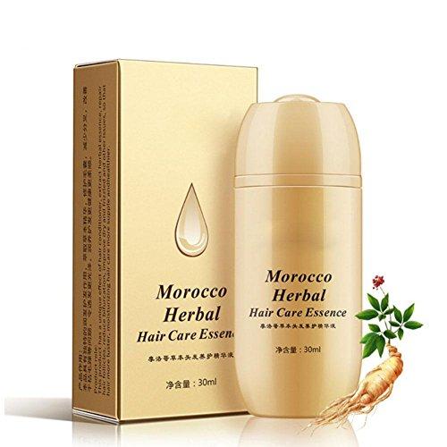 HERME Herbal Hair Care Essence Behandlung für Männer und Frauen Haarausfall (Herbal Hydrating Shampoo)