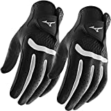 **Pack of 1** Mizuno 2015 All Weather Comp Mens Golf Gloves Left Hand (Right Handed Golfer)